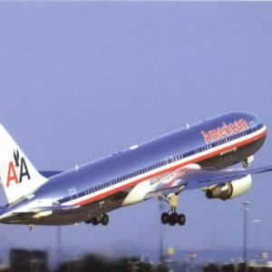 Фото №1 - American Airlines прилетела