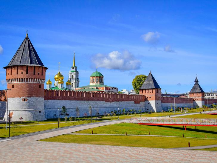 Фото №6 - Путешествие для двоих: 10 российских городов, где стоит провести романтические выходные