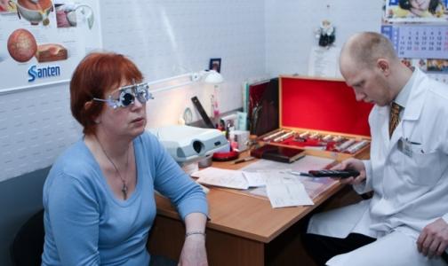 Фото №1 - В Петербурге создадут центры глаукомы