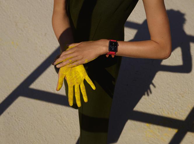 Фото №3 - Apple Watch Series 2 в обрамлении Hermès