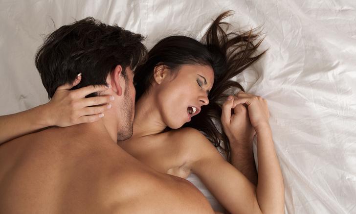 Фото №1 - Оргазм без пика— тайная способность женского тела, о которой ты должен знать