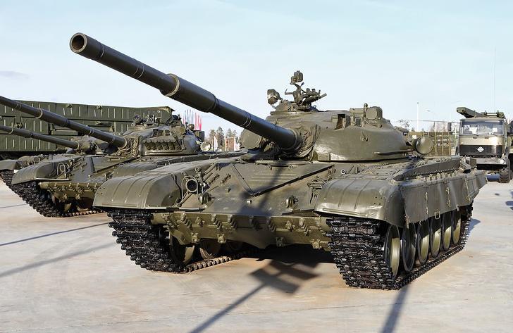 Фото №4 - У каких стран на вооружении стоят русские и советские танки