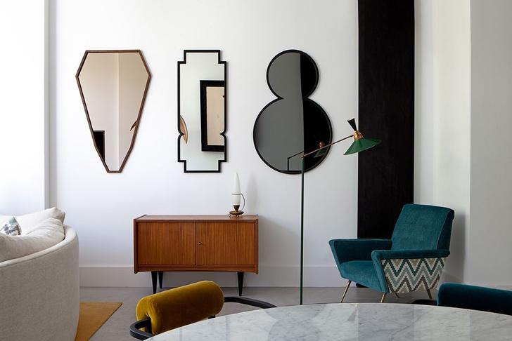 Фото №5 - Светлый дом с яркими акцентами в Мадриде