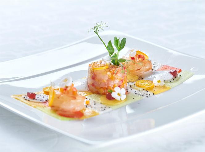 Фото №2 - Новый шеф-повар из Бордо в Le Restaurant