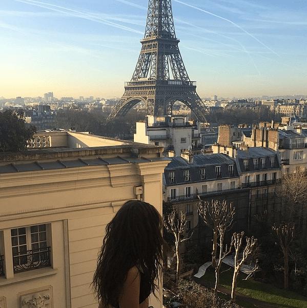 Фото №16 - Звездный Instagram: Знаменитости путешествуют