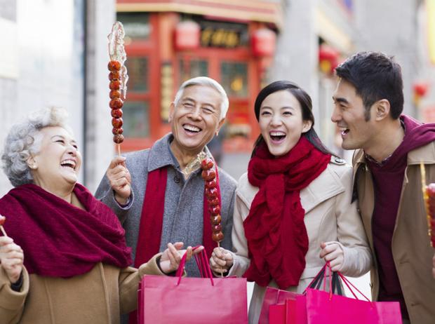 Фото №7 - Что такое китайский Новый год в Китае