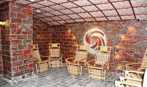 Фото №1 - В поликлиниках Выборгского района откроются бесплатные соляные комнаты