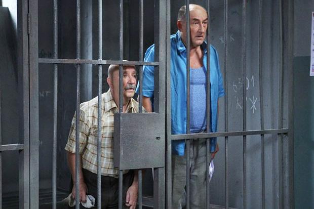 Фото №1 - Как вести себя в тюрьме