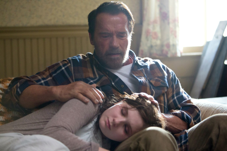 Кадр из фильма «Мэгги»