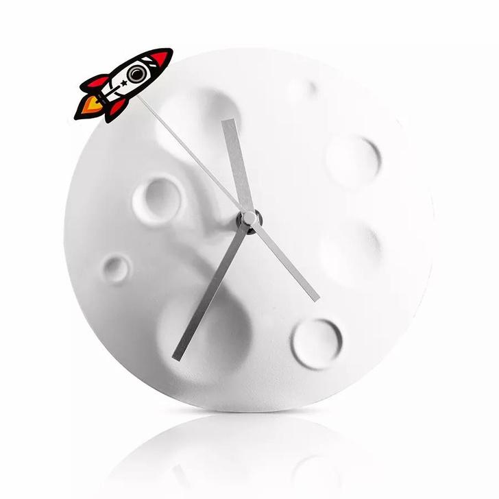 Фото №8 - Пробил час: стильные часы для вашего дома