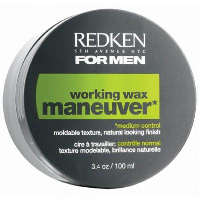 Воск для укладки волос Maneuver, Redken for Men