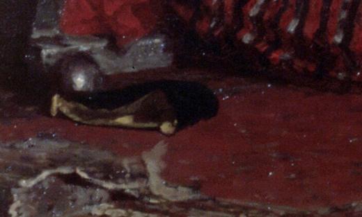 Фото №8 - Культурный код: 9 секретов картины «Иван Грозный и сын его Иван...» Ильи Репина