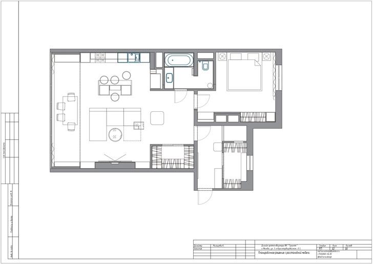 Фото №14 - Этника и современный дизайн в квартире на Пресне