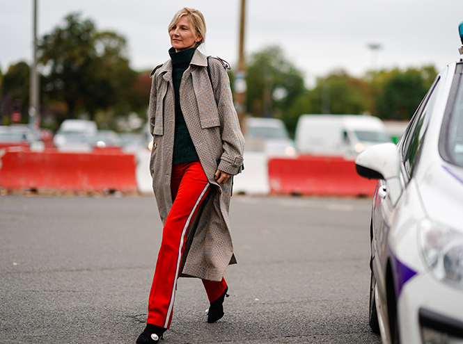 Фото №14 - А у вас уже есть пальто в клетку? 20 вариантов в самом модном принте сезона
