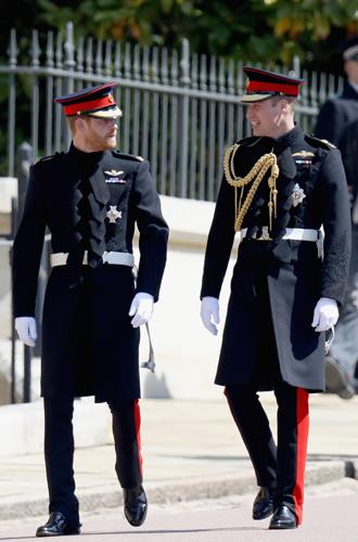 Фото №3 - Как принц Уильям отомстил принцу Гарри на свадьбе