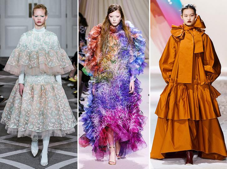 Фото №4 - 10 трендов осени и зимы 2019/20 с Недели моды в Лондоне