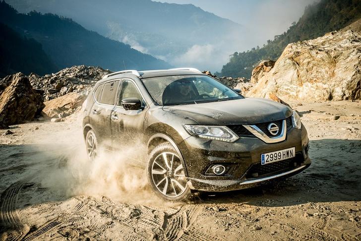 Фото №1 - Nissan X-Trail: дух приключений в одном автомобиле