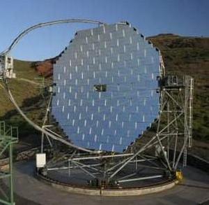 Фото №1 - Гигантский телескоп презентуют на Канарах