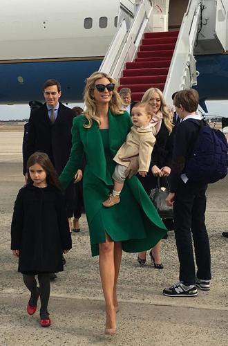 Фото №21 - Американская принцесса: Иванка Трамп и ее любимые бренды