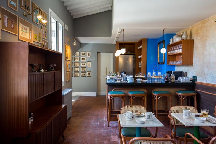 Фото №1 - Бутик-отель Oltrarno Splendid во Флоренции