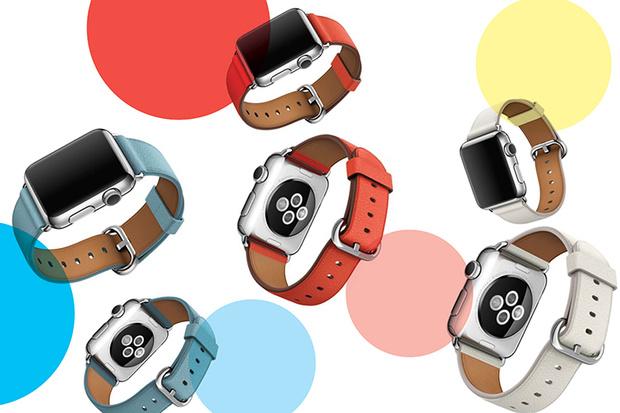 Фото №2 - Топ-7: Ремешки для Apple Watch