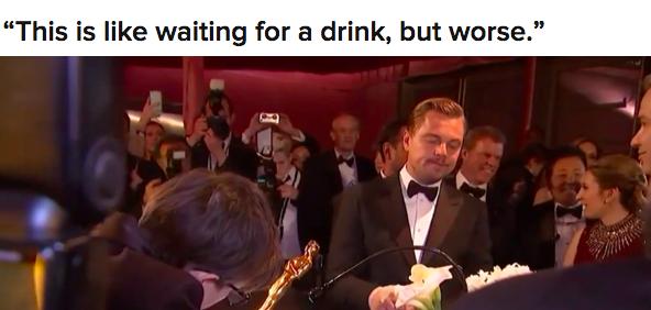 Фото №4 - Кто снова забрал «Оскар» у Леонардо Ди Каприо?