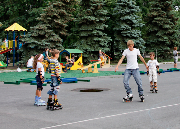 Фото №3 - Где в Ульяновске заняться спортом бесплатно