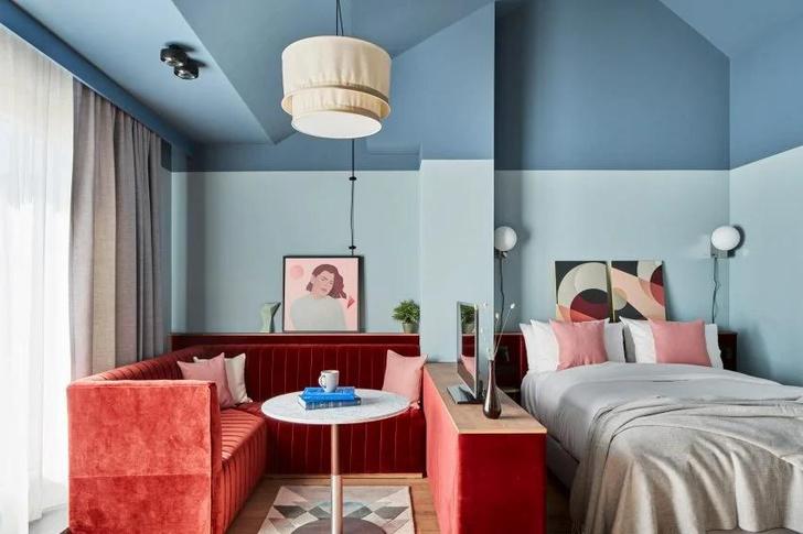 Фото №8 - Апарт-отель в Германии в духе раннего модернизма