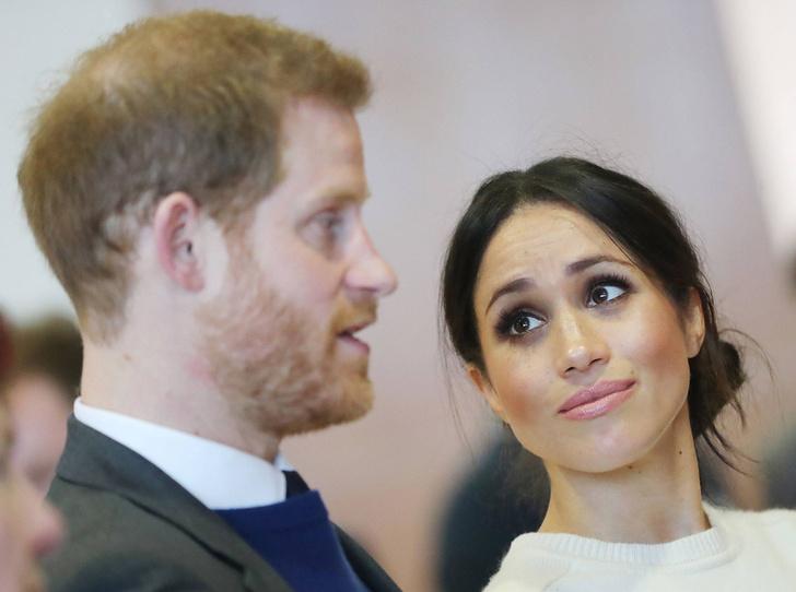 Фото №5 - Эксперт по языку тела: «Принц Гарри не может поверить в свою удачу»