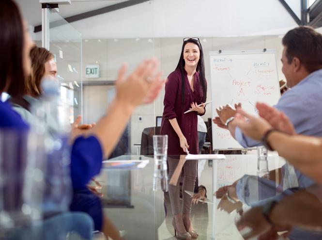 Фото №3 - Офис – не тюрьма: как быть успешным профессионалом и счастливой женщиной