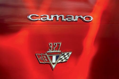 Фото №5 - Проверка на прочность: тест-драйв Chevrolet Camaro 1967 года