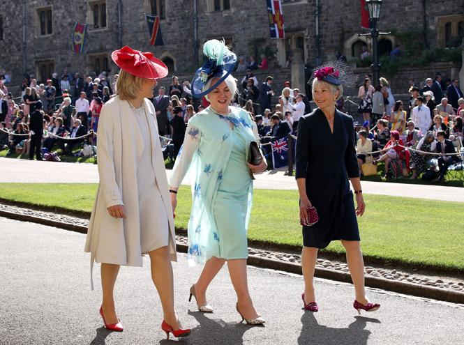 Фото №20 - Факты о свадьбе принца Гарри и Меган Маркл, которые войдут в историю