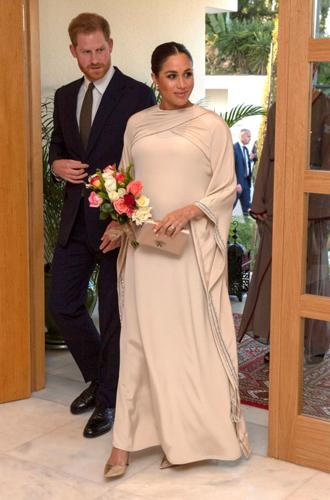 Фото №13 - Стильная беременность Меган Маркл: главные модные предпочтения герцогини