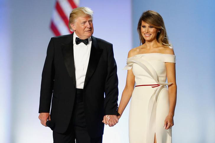 Фото №1 - СМИ: после инаугурации Дональда Трампа Мелания изменила брачный договор