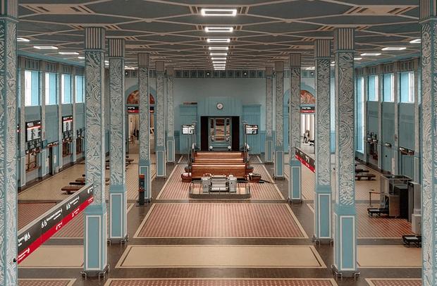 Фото №1 - Завершилась реконструкция вокзала в Иванове
