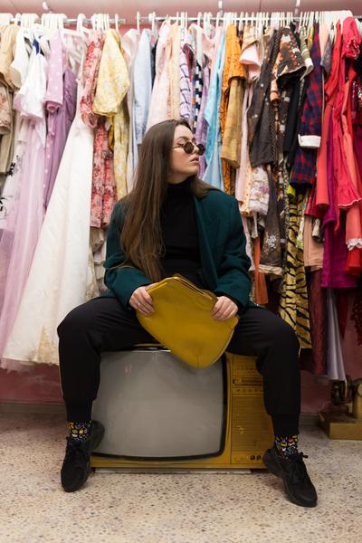 Фото №1 - Путешествие фэшн-редактора: гид по винтажным магазинам Петербурга