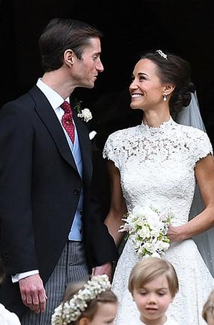 Фото №36 - Свадьба Пиппы Миддлтон