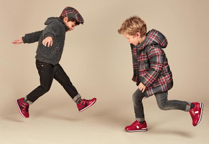 Фото №18 - Модные школьники: детская коллекция Dolce&Gabbana осень-зима 16/17