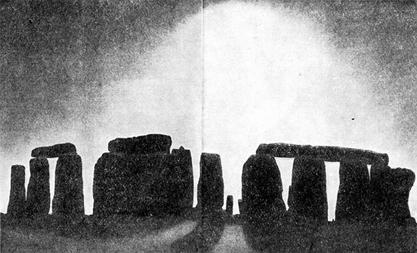 Фото №1 - Одиссей на Британских островах?