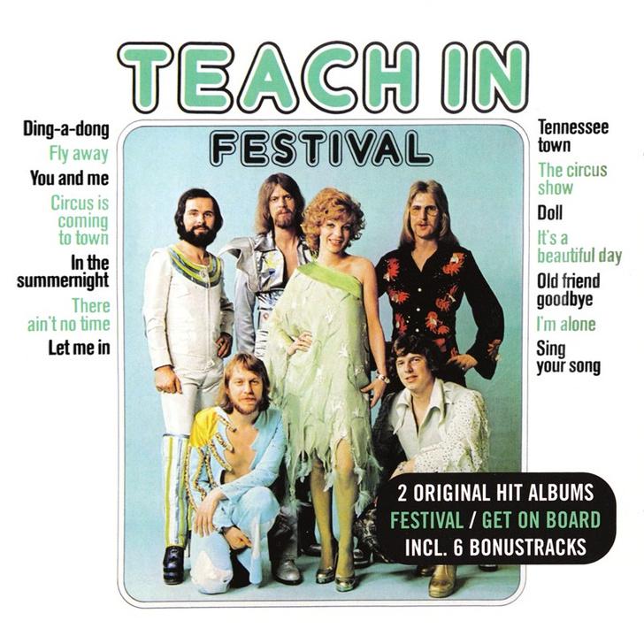 Фото №2 - История одной песни: «Ding-a-dong», Teach-In, 1975