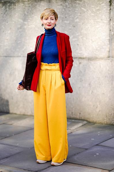 Фото №12 - Уроки стритстайла: как носить желтый
