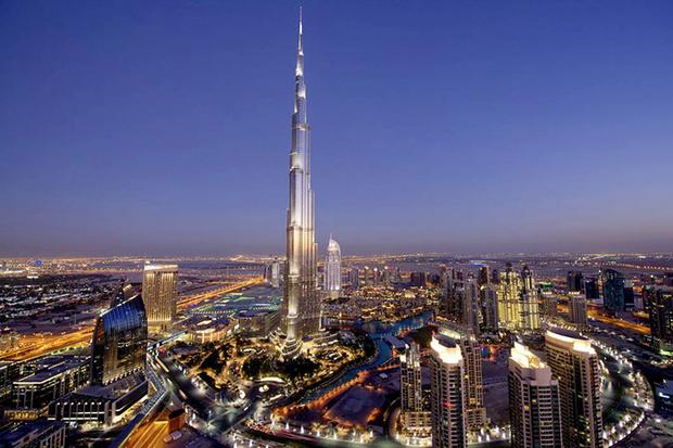 Фото №2 - Такой разный Дубай!