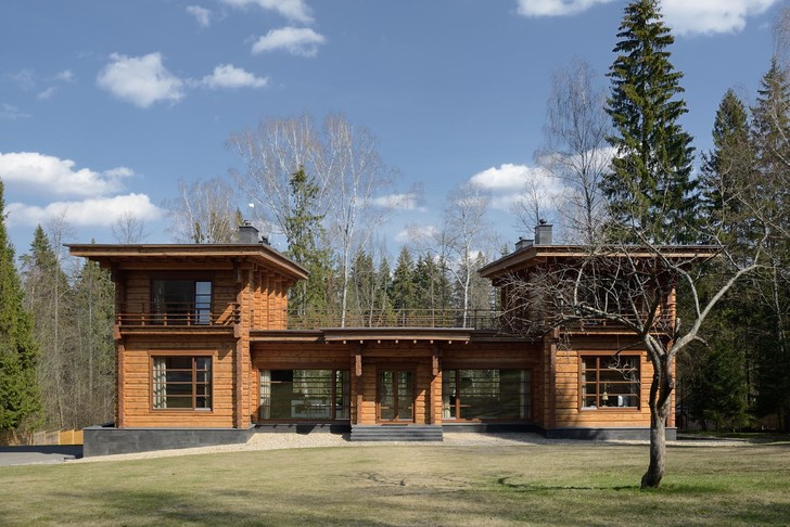 Фото №5 - «Воздушные дома» Архитектурной мастерской Белоусова