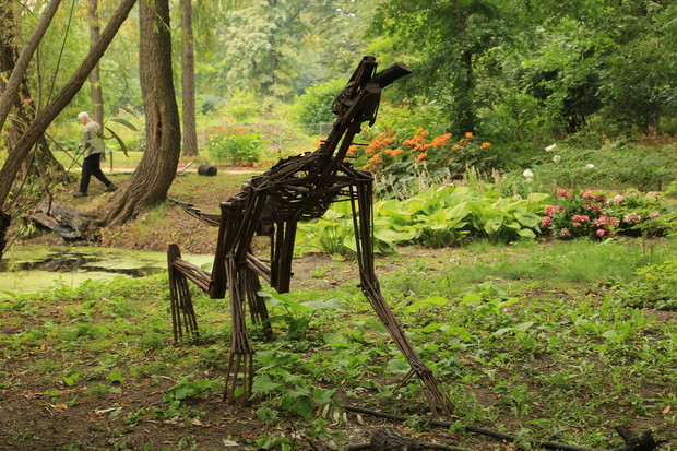Фото №1 - Ландшафтная скульптура: мнение специалистов