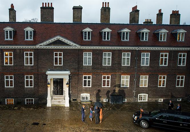 Фото №6 - Королевское общежитие: кто-кто в Кенсингтоне живет?