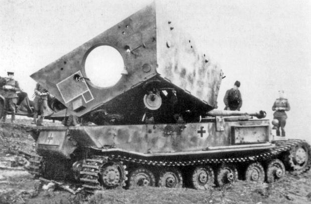 Фото №9 - 8 поразительных фактов о «Фердинанде»— самой грозной самоходке Второй мировой