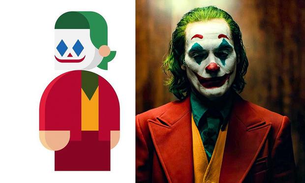 Фото №1 - Тест: угадай 10 культовых персонажей кино по схематичным рисункам