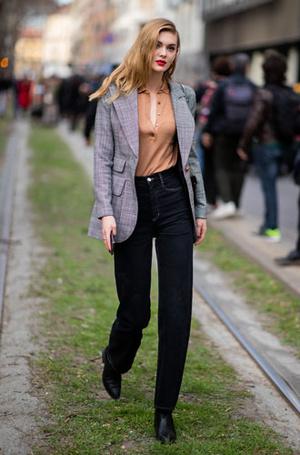 Фото №8 - С чем носить поло: 5 стильных комбинаций