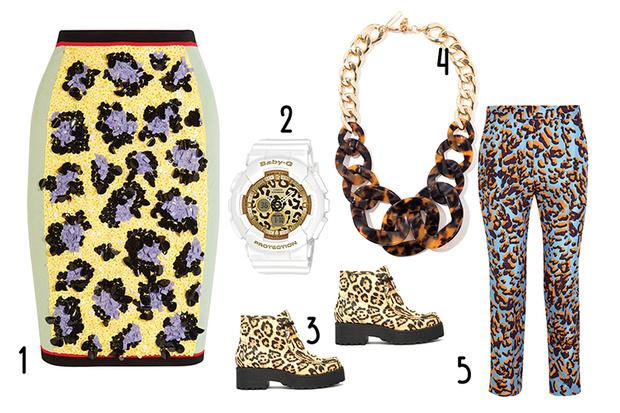Фото №2 - Топ-10: Вещи с леопардовым принтом