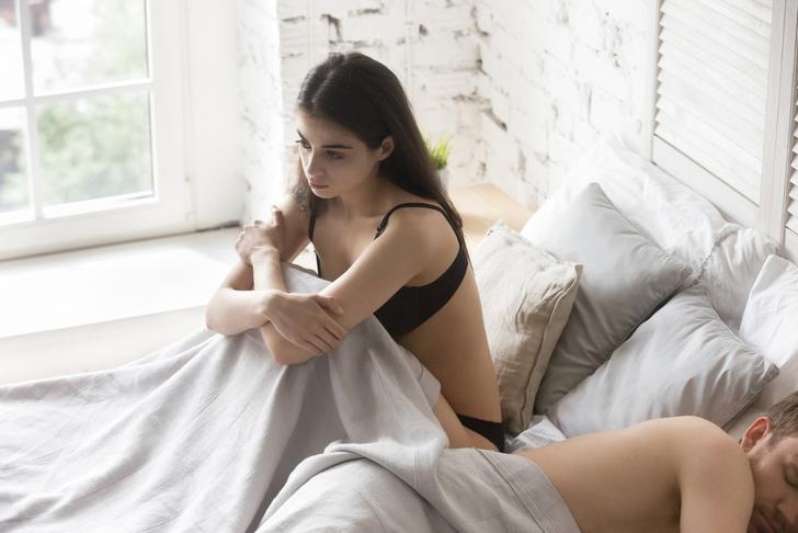 Фото №1 - «После родов муж потерял ко мне интерес— как быть?»